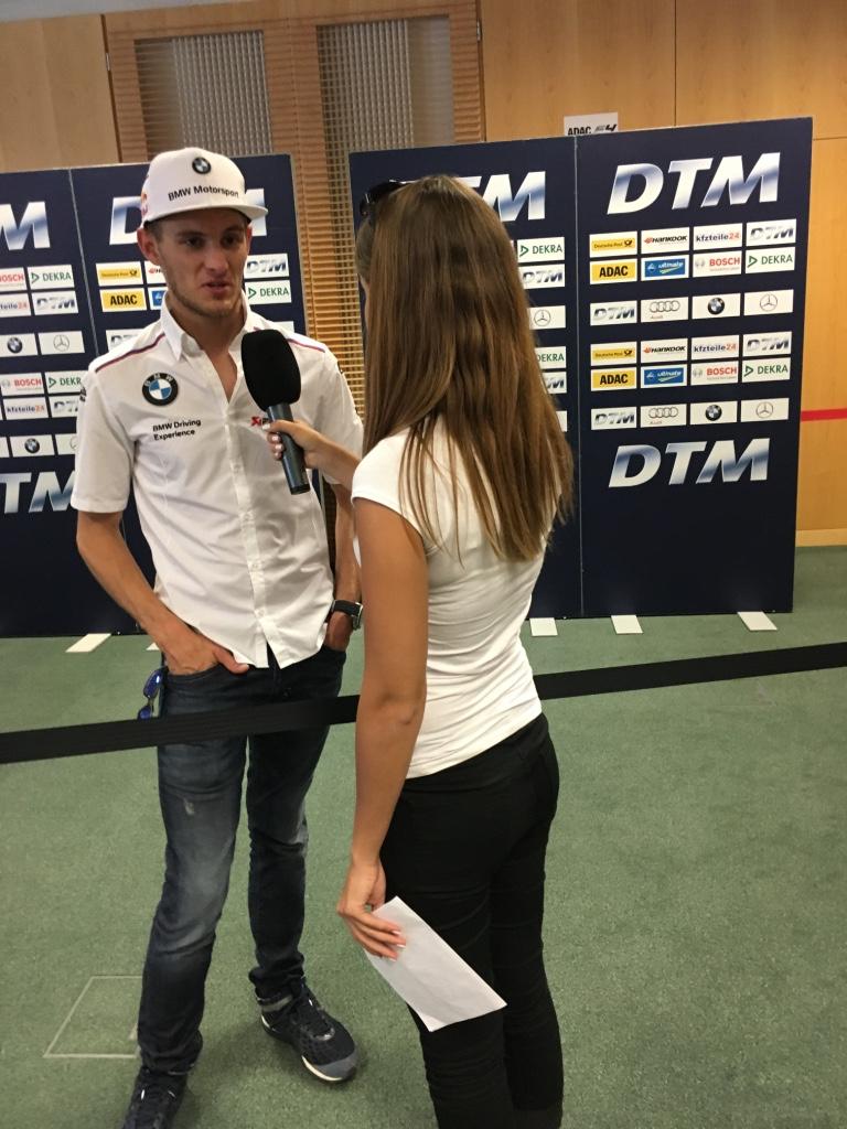 Marco Wittmann – der aktuelle DTM-Führende