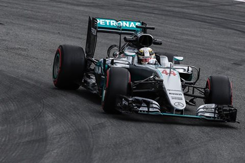 German GP – Hamilton on top again