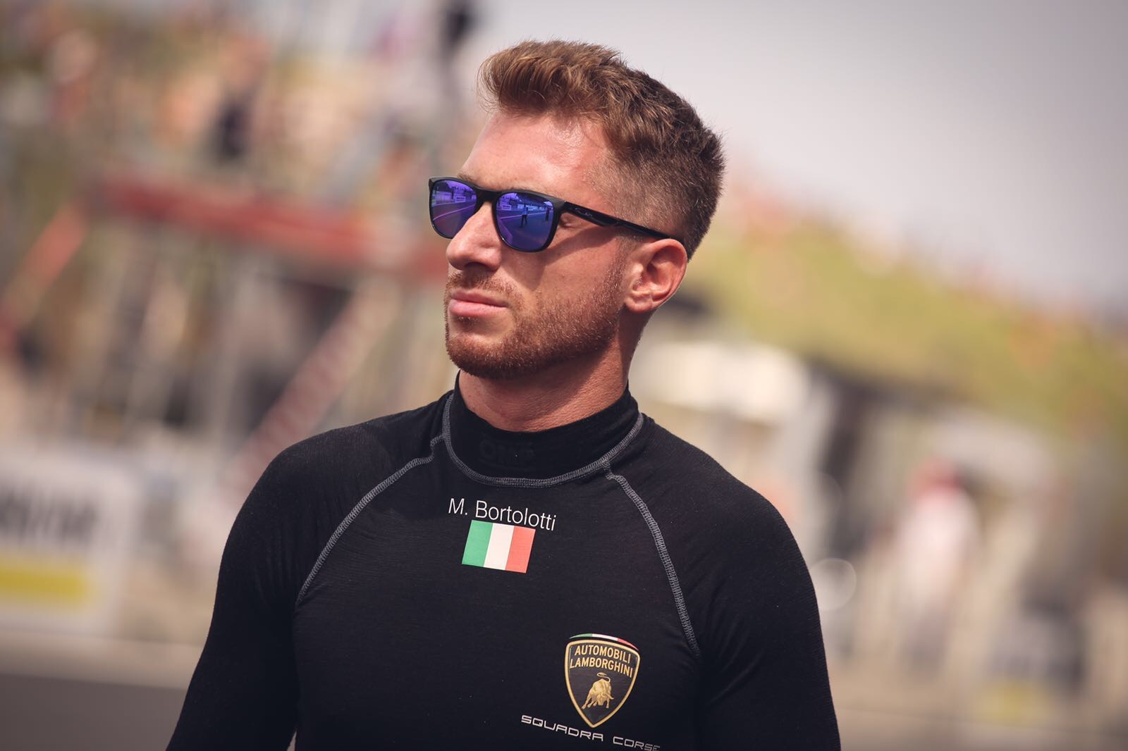 Driver Talk mit Mirko Bortolotti