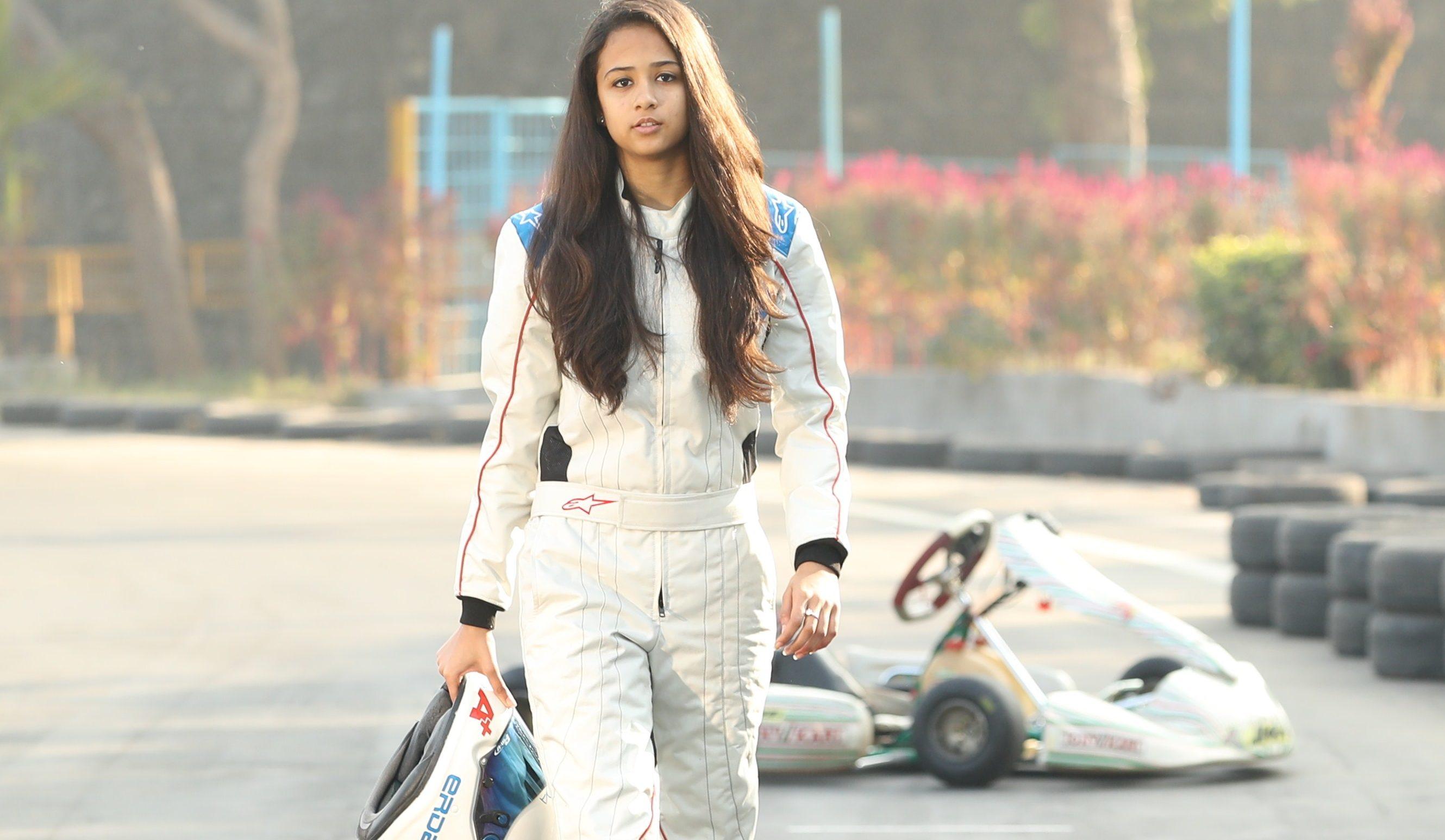 Women in Motorsport: Mira Erda