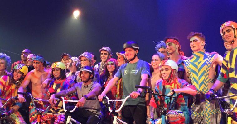 Puma Life: F1 meets Cirque du Soleil