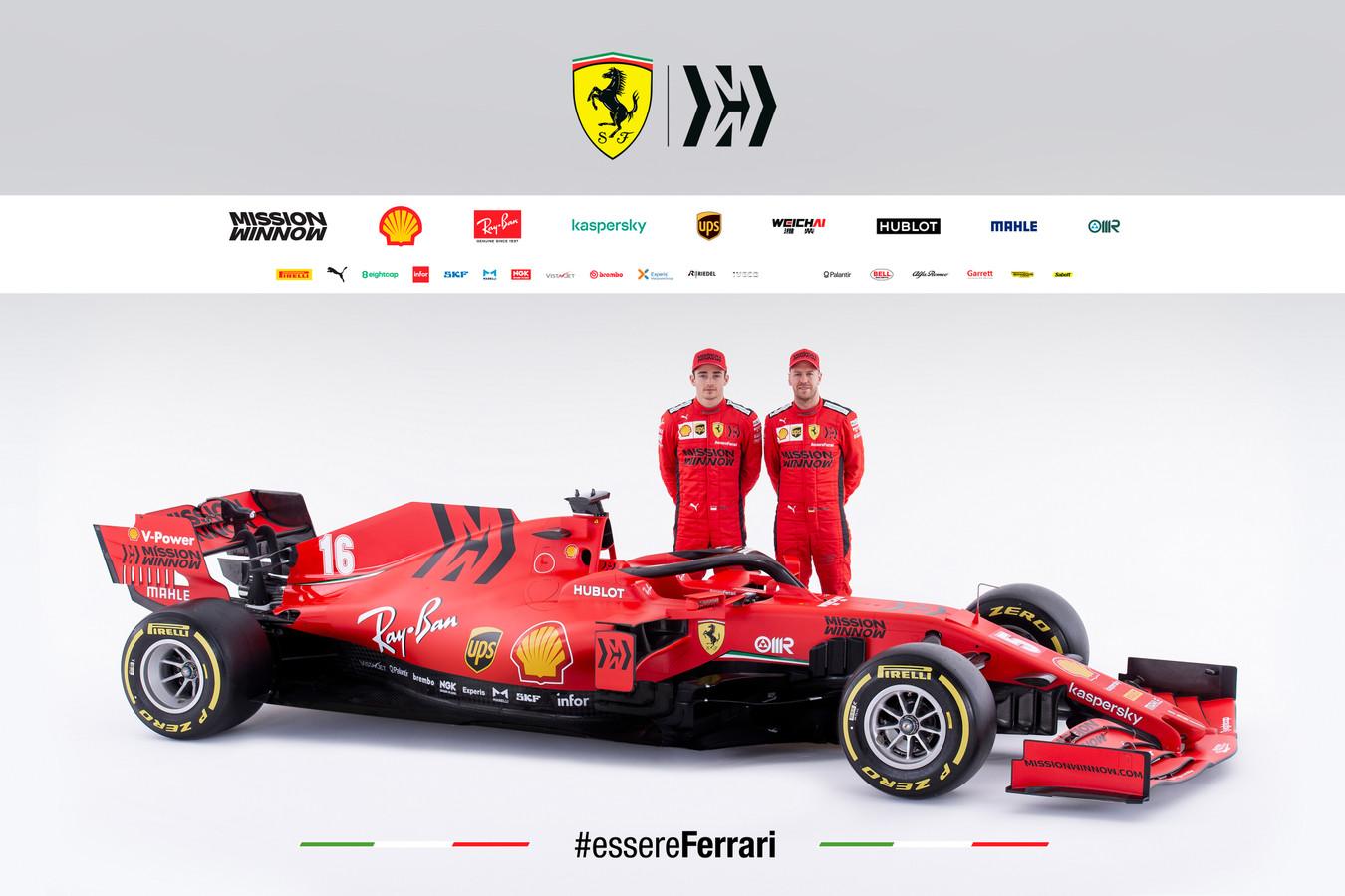 PUMA Life: Who will be the faster one at Scuderia Ferrari in 2020?